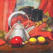 SharonJoy Mason - Still Life with Teapot
