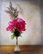 Still Life With Texture Print by Judi Bagwell