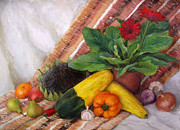 Olga Gorbacheva - Still life with...