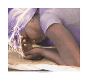 Haiti Digital Art Prints - still suffering - HAITI Print by Bob Salo
