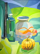 Tatjana Andre - Stillife with Pumpkin