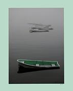 Stillness Print by Rene Crystal