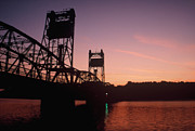 Stillwater Art - Stillwater Minnesota Bridge by Steve Sturgill