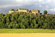 Crags Framed Prints - Stirling Castle, Scotland, Uk Framed Print by Duncan Shaw