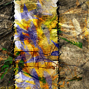 Random Mixed Media - Stitched by Monroe Snook