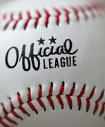 National League Prints - Stitched Print by Ricky Barnard