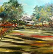 Impressionism Originals - Stoic and Sublime by John  Williams