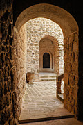 Turkey Metal Prints - Stone Arches Metal Print by Michele Burgess