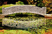 Stone Bridge Photos - Stone Bridge by HD Connelly