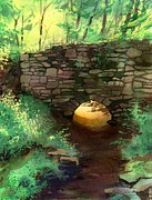 Sergey Zhiboedov - Stone Bridge Remnants