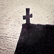 Stone Photos - Stone Cross by Joana Kruse