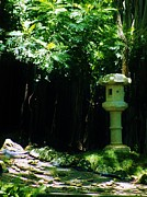 Ishidoro Photos - Stone Lantern by Craig Wood