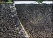 Stone Walls Print by Eena Bo