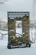Storm Sculptures - Stone Window by Timothy Hedges