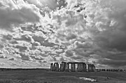 Amesbury Photos - Stonehenge 15 by Maj Seda