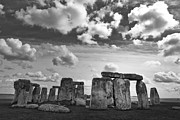 Amesbury Photos - Stonehenge 2 by Maj Seda