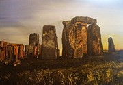 Tracey Mitchell - Stonehenge at Dawn S...