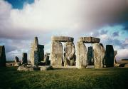 Photo  Paintings - Stonehenge by English School