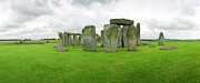Stones Originals - Stonehenge stones by Jan Faul