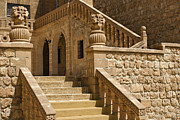 Turkey Metal Prints - Stones and Stairs Metal Print by Michele Burgess