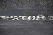 Stop Sign Digital Art Posters - Stop Poster by Rob Hans