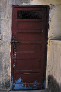 Entrance Door Photos - Store Room Door by Denis Shah