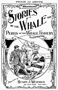 Typeface Posters - Stories Of The Whale Poster by Granger
