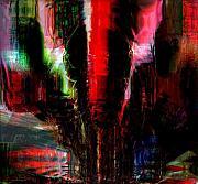 Storm Print by Fania Simon
