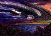 Lyn Deutsch Art - Storm by Lyn Deutsch