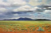 Max Mckenzie - Storm Over Desert