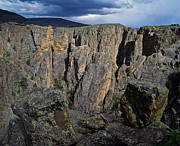 Robert Nowak - Storm Over North Rim