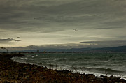 Bulgaria Photos - Stormy Day by Nadya Ost