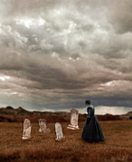 Aristocracy Photos - Stormy Mourning  by Jill Battaglia
