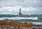 Timothy J Berndt Art - Stormy Weather by Timothy J Berndt