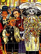 Mural Photos - Story of Mexico 3 by Olden Mexico