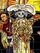 Mural Photos - Story of Mexico 7 by Olden Mexico