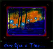 Stories Digital Art Digital Art Metal Prints - Storybook I Metal Print by Leslie Revels Andrews