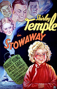 Postv Photos - Stowaway, Alice Faye, Robert Young by Everett