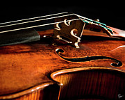 The Violin - Stradivarius by Endre Balogh