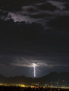 Arizona Lightning Originals - Straight Shot by Cathy Franklin