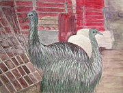 Emu Originals - Strange Barnfellows by Neena Plant