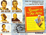 Novel Art - Stranger In My Arms, June Allyson, Jeff by Everett