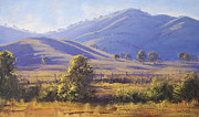 Victoria Paintings - Strath Creek Victoria by Graham Gercken
