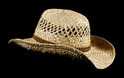 Sun Hat Prints - Straw hat Print by Blink Images