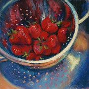 Donna Shortt Originals - Strawberries Forever by Donna Shortt
