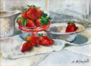 Michael McDougall - Strawberries in Cream