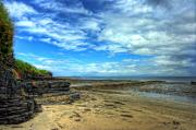 Kim Shatwell Digital Art - Streedagh Beach by Kim Shatwell-Irishphotographer