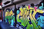 San Francisco Street Photos - Street art by Anthony Citro