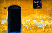 Vino Photos - Street Scene La Antigua by Thomas R Fletcher