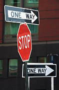 Stop Sign Photos - Street Signs by Fotog